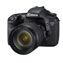 Canon Eos 7d 18mp Con Lente 28-135mm Camara Digital