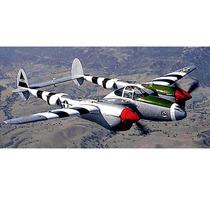 Planos Del Caza P-38 Lightning De Radio Control