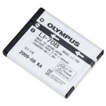 Bateria Li-ion Recargable Li-70b Camara Digital Olympus