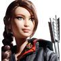 Barbie Katniss De Los Juegos Del Hambre Nueva En Su Caja Dmm