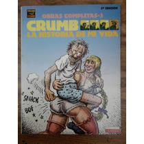 Comic Book La Historia De Mi Vida De Robert Crumb