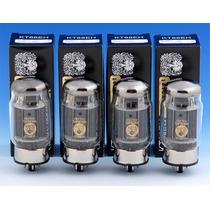 Bulbos Electroharmonix Kt66 Kt88 6550 Originales Nuevos