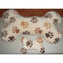 Camas Para Perro En Forma De Hueso