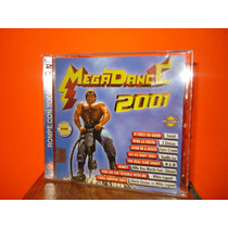 Doble Cd Mega Dance 2001 Music Hits Chill Out Rave Remix