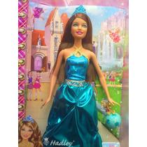 Barbie Escuela De Princesas Con Vestido De Baile Modelo 1