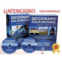 Diccionario Polifuncional Ingles-español-sinonimos-antonimo
