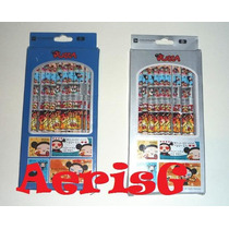 Arg Pucca Set D 10 Lapices Originales Anime Ben 10 Manga Mdn