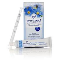 Pre-seed Lubricante Vaginal Favorece La Fertilidad