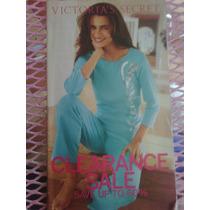 Victorias Secret Catalogo 2005 Pijamas Perfumes Pinturas