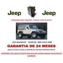 Deposito Bomba Direccion Hidraulica P/caja Jeep Wrangler Sp0