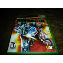 X-box Robotech Invasion Original