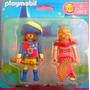 Playmobil Conde Y Condesa Num 4913