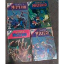 Comics De Cuentos De Misterio Edit.novaro