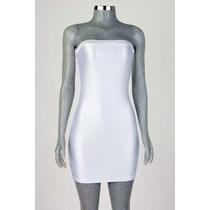 Uniformes Para Edecanes Unic014 - Vestido Blanco