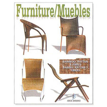 Muebles Bambú, Rattan Y Fibras 1 Vol Idea Books