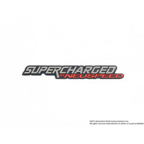 Emblema Supercharged By Neuspeed