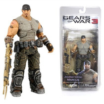Marcus Fenix Journey´s Con Retrolancer Dorada Maa