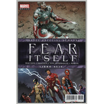 Fear Itself Libro Seis - Editorial Televisa