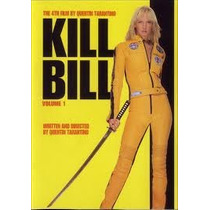 Kill Bill La Venganza Vol. 1 Pelicula Seminueva Original