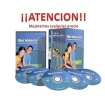 Hijos Adolescentes 5 Dvds Video