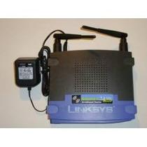 Router Linksys Wrt54g V1.1 Flaseado Ddwrt Inalambrico B/g