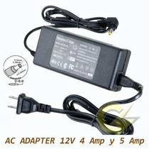 Eliminador 12 Volts Para Monitores Lcd