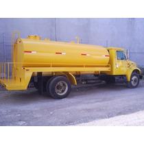 Tanques Y Pipas Para Agua, En Acero, Dif. Capacidades