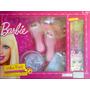 Barbie Con Set De Novia Para Nina