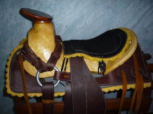 Silla o montura para caballos envio gratis woooow rgl for Monturas para caballos