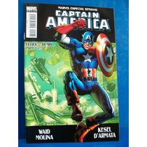 Capitan America Fuera De Tiempo 04 Televisa