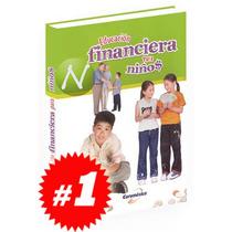 Educación Financiera Para Niños 1 Vol + 1 Cd Rom