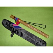 Quenas Especiales De Bambú. Excelentes Instrumentos