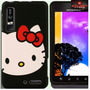 Motoroi 3 Funda Droid 3 Funda Hello Kitty Xt860 Funda