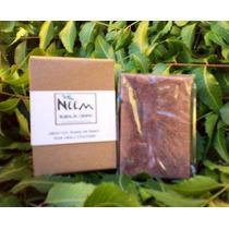 Jabón Con Aceite De Neem Y Chocolate