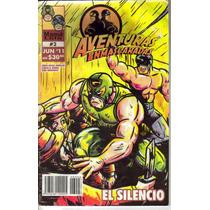 Comic De Lucha Libre. Aventuras Enmascaradas No. 3