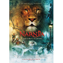 Narnia Pelicula Dvd Seminueva Original Envio Gratis