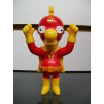 Milhouse Simpsons Burger King