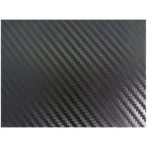 Vinil Imitacion Fibra De Carbono Libre D Burbujas C/ Textura