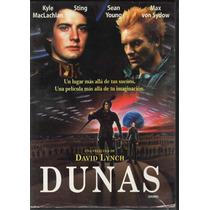Dunas - Una Película De David Lynch - ( Sting ) 1 Dvd