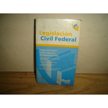 Legislación Civil Federal