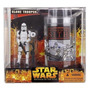 Star Wars Revenge Of The Sith Cup & Figure Clone Troopers.