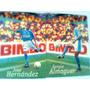 Bimbo Cards, Cruz Azul, Jose Hernandez