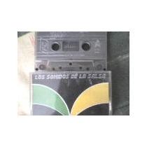 Audio Casete Los Sonidos De La Salsa, Varios Artistas