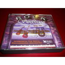 Rock Sinfonico - 3cd Boxset Selecciones - Queen Pink Floyd