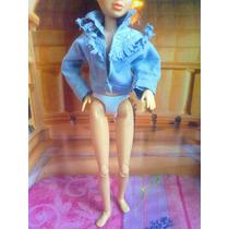 Ropa Vintage De Barbie Chamarra Grupera