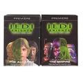 Star Wars Jedi Knights  Juego De Cartas