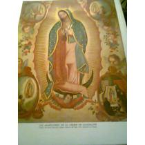 Poster La Virgen De Guadalupe