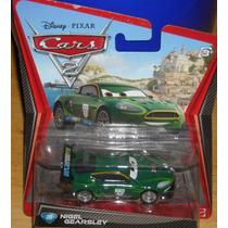 Nigel Gearsley #20 Cars 2 Disney Pixar Korsario Eshop