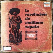 Rock Mex, La Revolución De Emiliano Zapata, Hecho Usa,css