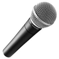 Sm58 Lc Microfono Shure Cardioid Dynamic Vocal Inalambrico